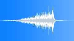 Whoosh sci-fi 1 - sound effect