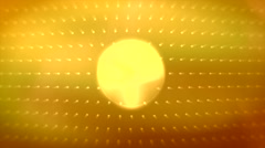 JHD - eMD - motionSphere - orange Stock Footage