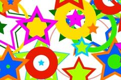 Stock Video Footage of Celebratory background