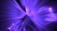 Purple blue particle motion bg d4367C Stock Footage