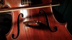 Cello 03 ver01 Stock Footage