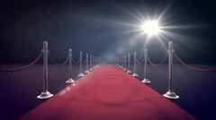 Red Carpet - stock after effects