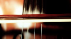 Cello 22 ARTCOLORED Stock Footage