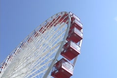 Ferriswheel2 Stock Footage