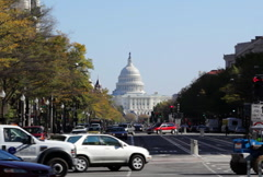 Capitol Bldg 07 NTSC - stock footage