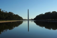 Washington Monument 08 NTSC Stock Footage