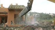 Stock Video Footage of Construction work