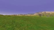 Landscape Whizz A PAL Stock Footage