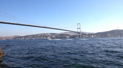 The Bosphorus  2 HD 1080p Stock Footage
