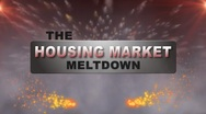 HOUSING MARKET MELTDOWN w Alpha Stock Footage