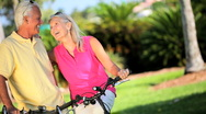 Stock Video Footage of Active Leisure in Retirement