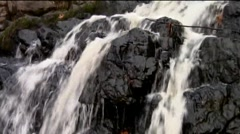 millpondwaterfall2 - stock footage