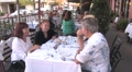 Restaurant Dining Out Footage