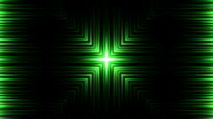 Electric circuit electrical energy maze music equalizer tunnel background. Stock Footage