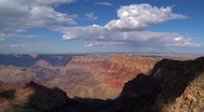 Stock Video Footage of Grand Canyon Time lapse