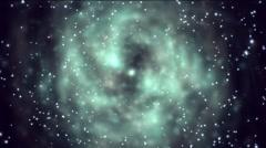 Star field - stock footage