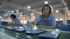 Toy Factory - stock footage