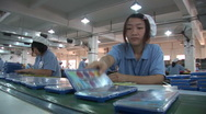 Stock Video Footage of Toy Factory