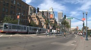 Downtown San Francisco Stock Footage