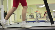 Stock Video Footage of In health club