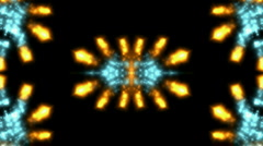 Bright universe nebula,Firecracker,heaven,fireworks,jewelry,gem,wedding backgrou Stock Footage