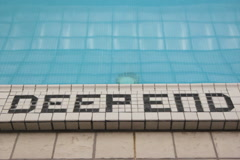 Deep End. SD. Stock Footage