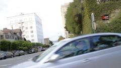 San Francisco Apartments Stock Footage