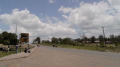Equator Kenya P1 - stock footage