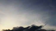 Clouds Timelapse 03 Stock Footage