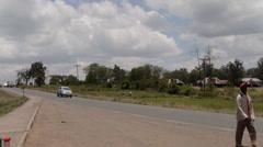 Equator Kenya P3 - stock footage