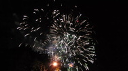 Stock Video Footage of HD: Fireworks Grand Finale