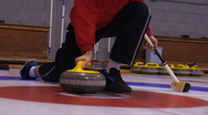 Stock Video Footage of CURLING 11