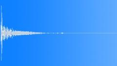 Snowball hits window 1 Sound Effect