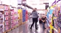 Shopping for Toys HD Footage