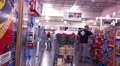 Old Lady Shopping Footage