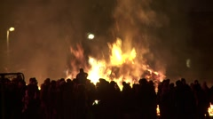 Fireworks_5 Stock Footage