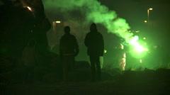 Fireworks_2 Stock Footage