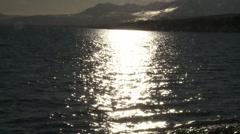 Sunset - stock footage