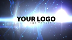 SciFi Logo V2 Stock After Effects