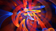 Colorful tubes Stock Footage