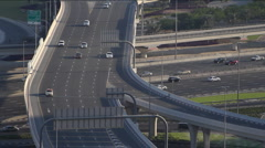 Bridge Sheikh Zayed Stock Footage