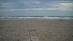 Maine Beach1 - stock footage