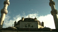Mosque Stock Footage
