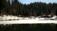 Lake Arrowhead travel-43 Stock Footage
