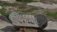 Antiquity, Cyprus - stock footage