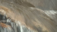 River surface Stock Footage