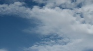 Stock Video Footage of Time Lapse Clouds 8