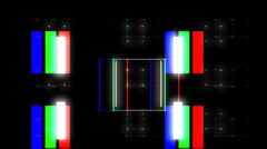 Rgb shift glitch13 Stock Footage