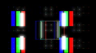 Stock Video Footage of rgb shift glitch13