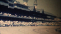 Churchill Downs, Derby Day, 1959 - stock footage